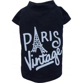 Polera Paris Negra