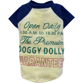 Polera con Estampado Doggy...
