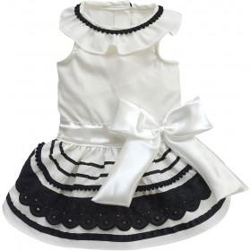 Vestido Formal Blanco
